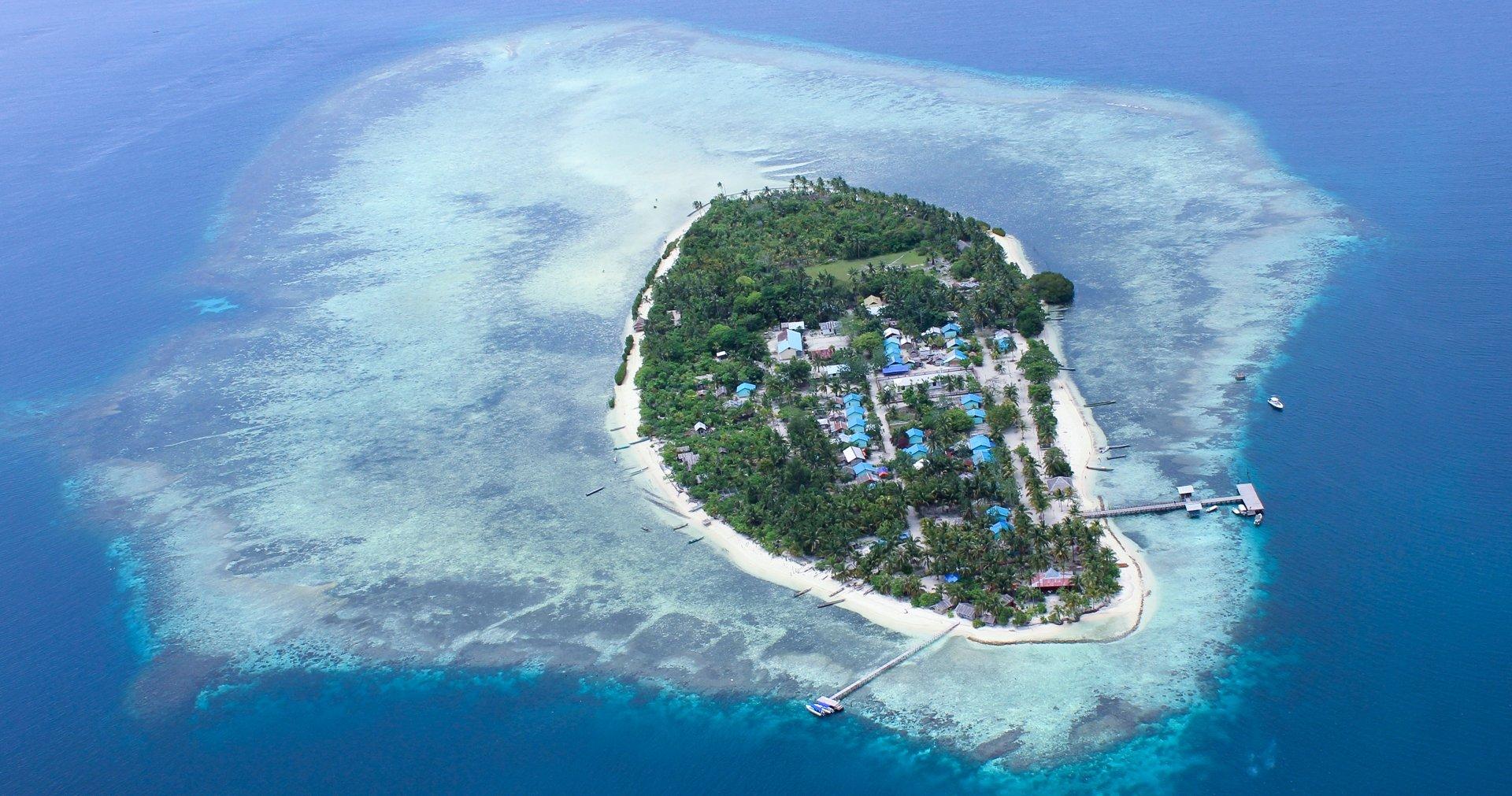 Arborek island