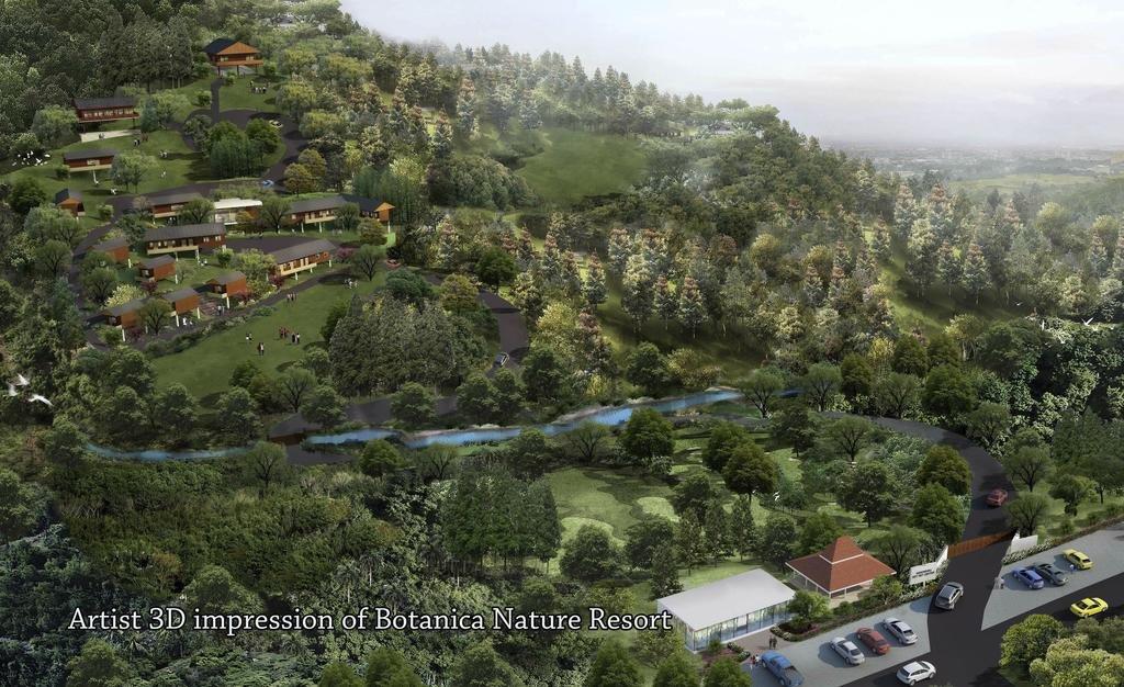 Botanica resort