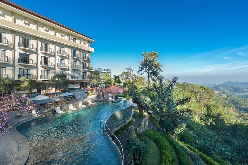 Nava hotel - Tawangmanggu