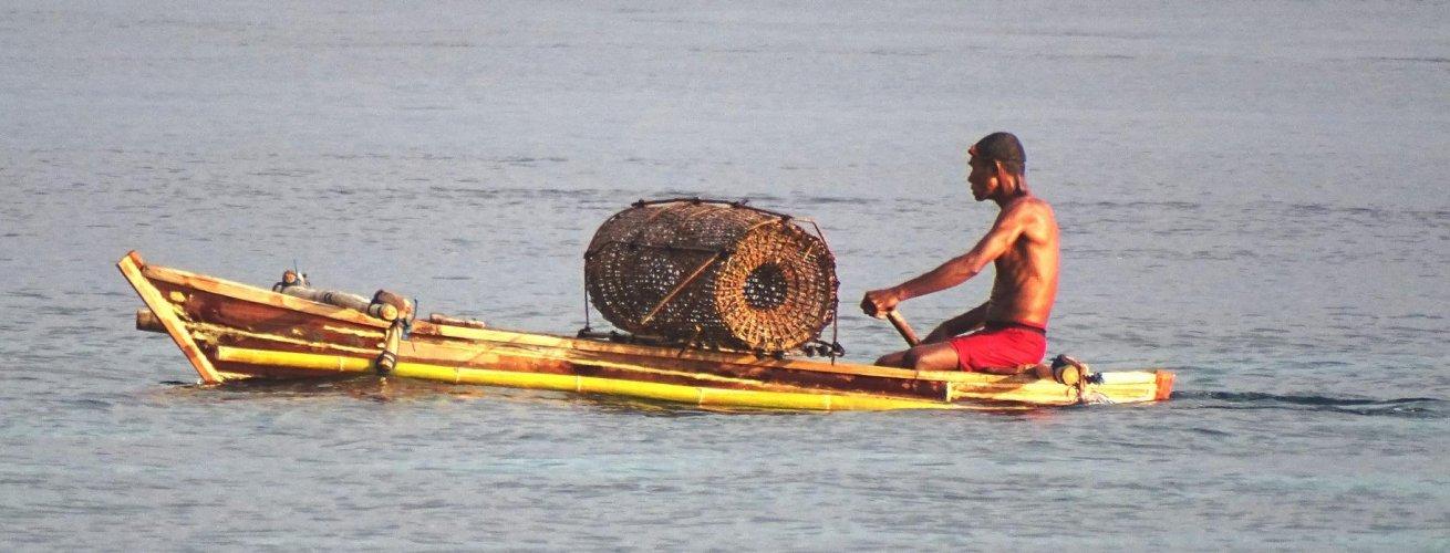 Alor fisherman
