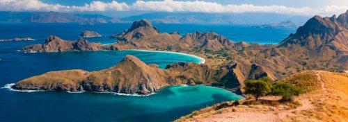 Padar island Komodo